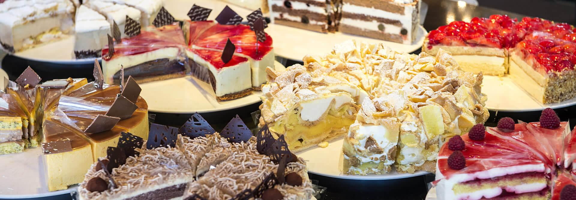 Our pastry shop in South Tyrol: sweet temptations