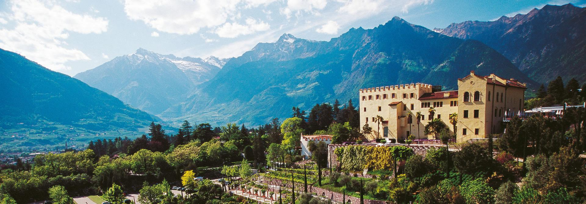 Wellness in Meran: Oase der Ruhe